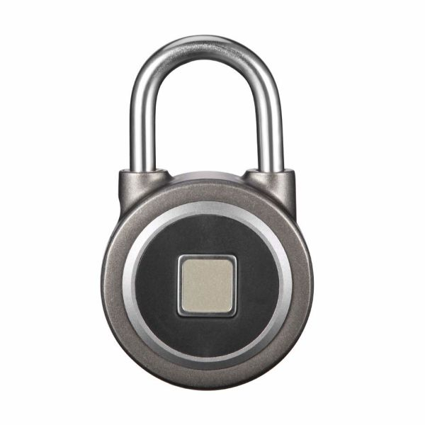 af963fd43bee Fingerprint Bluetooth Padlocks Anti-Theft Keyless Lock with USB  Charge,Diamondo P2 Smart Fingerprint Lock Bluetooth Phone App Padlock Door  Lock ...