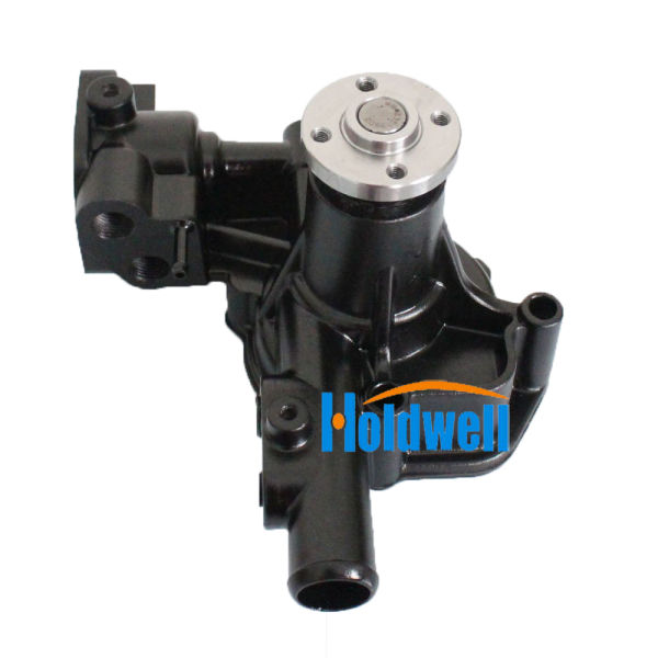 Holdwell Water Pump 129001-42004 for Yanmar 3TNE88 4TNE88 Excavator B37V  B50-2A B50V VIO50 Engine without Pipe 1 Piece / Bag