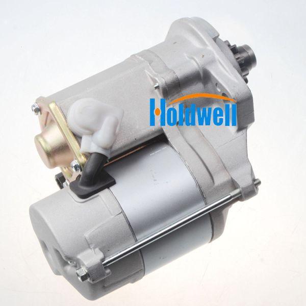 Holdwell Starter Motor 05741402 for Bobcat 225 335 1 Piece / Box