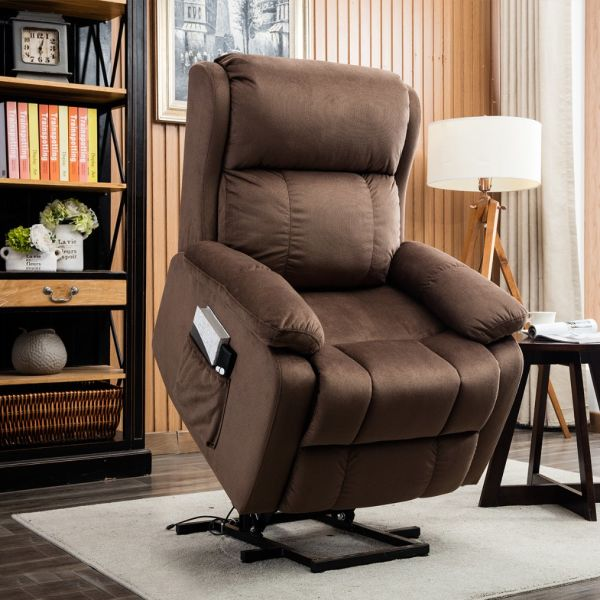 Shop For Canmov Power Lift Recliner Chair With Remote