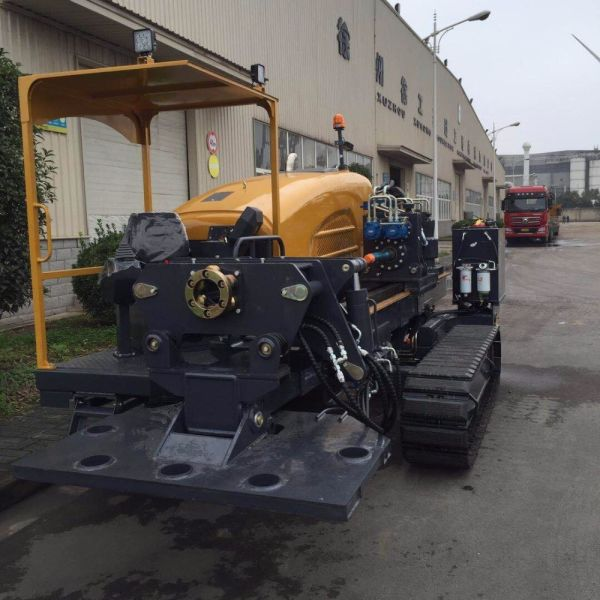 City Water Pipeline Laying Trenchless HDD Drilling Rig 1 Piece / Box