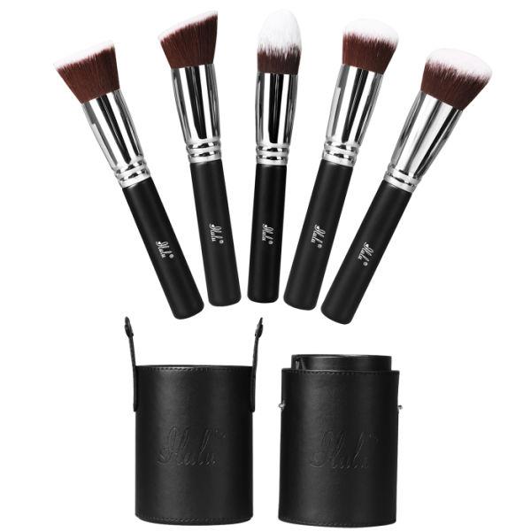 Shop For Ilulu Premium Synthetic Professional Cosmetic Brushes 5 - Kabuki-makeup