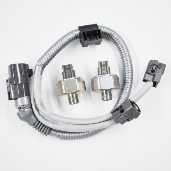 2x DENSO Knock Sensors /& harness 89615-12090 For TOYOTA LEXUS Avalon ES300