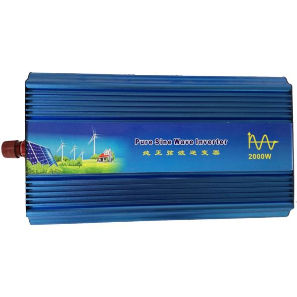 Holdwell DC 24V to AC 220V AC200-240V Power Pure Sine Wave Inverter 2500W