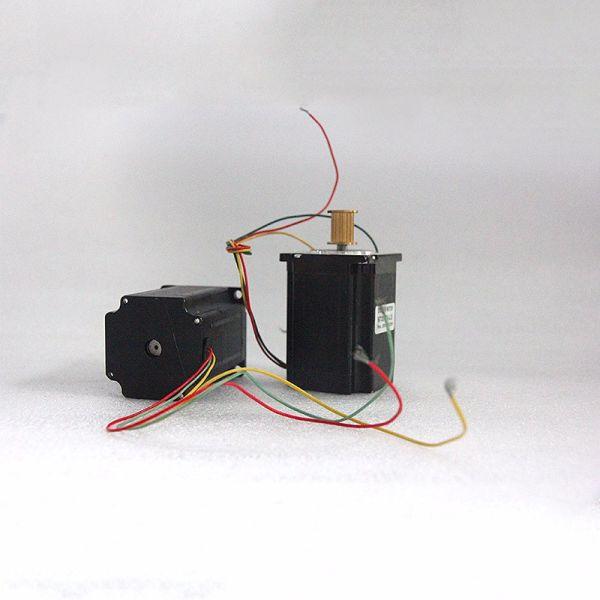 Laser Machine Spare Parts X/Y Axis Stepper Motor 573S09 1 Piece / Box