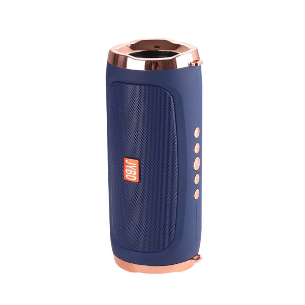 CYBORIS Wireless Portable Speaker IPX4 Waterproof Bluetooth Bass Music Kaleidoscope Audio with Multiple Support TF/call