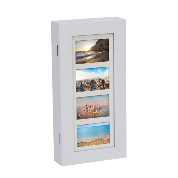 Shop For Kinbor Jewelry Cabinet Pictures Frame Wall Mounted Jewelry