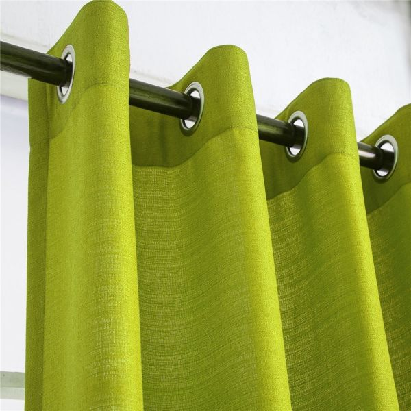Shop For Comforhome Solid Window Curtain Grommets Drapes