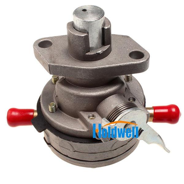 Holdwell Fuel Lift Pump YM129100-52100 YM129100-52101 for Yanmar Engine  4TNE84 3TNE88 4TNE88 3TNE84 Komatsu Engine 4D84E 3D88E 4D88E 3D84E 1 Piece  /