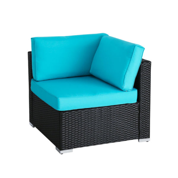 Shop For Kinbor 2pcs Outdoor Patio Furniture Sectional Pe Wicker