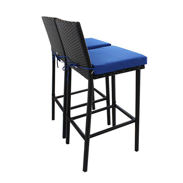 Shop For Patio Stools Rattan Furniture Dining Set Rattan Table