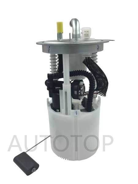 AUTOTOP New Electric Fuel Pump Module Assembly Fit Buick Chevy GMC Isuzu  Saab E3707M 19153374 1 Unit / Box