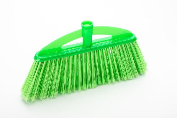 Colorful Bristle Plastic Clean Household Sweeping Broom (HL303L) 100 Pieces  / Box