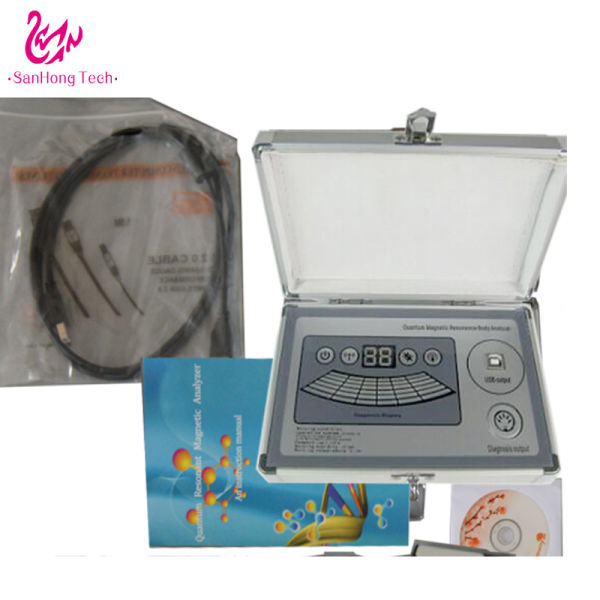 41 Reports 3rd Generation Quantum Magnetic Resonance Body Analyzer With  Software Free Update 1 Set / Box