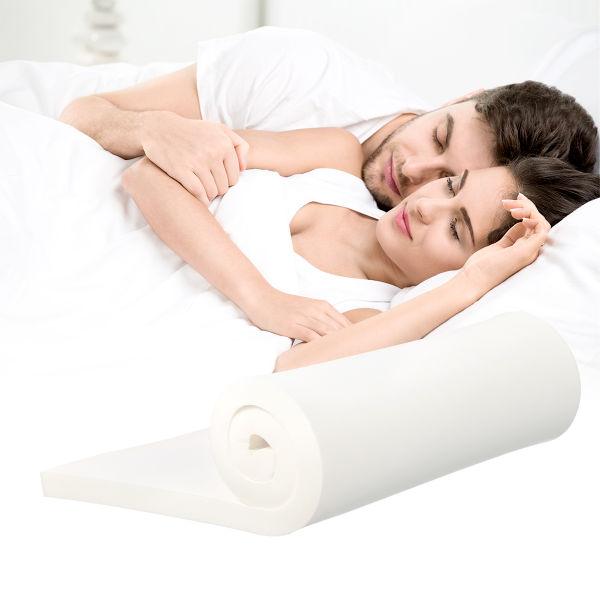 Shop For Eshine 2 Inch Memory Foam Mattress Topper Bed Mat Protector