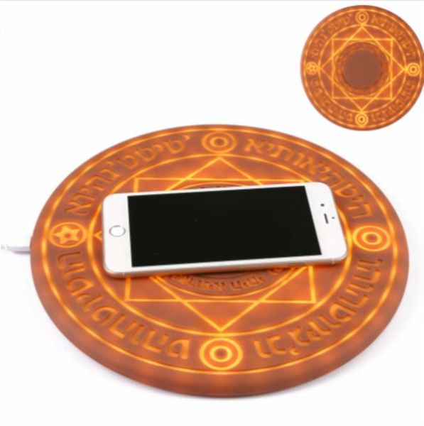super popular 30eac 0d45e Magic Array Wireless Charger - Fast Ultra-Slim Wireless Charging Pad  Compatible iPhone XS/XS Max/XR/X/8/8 Plus, Galaxy S9/S9+/S8/S8+/Note  8/S7/S7 Edge ...