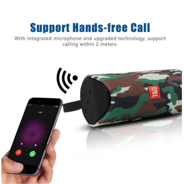 ZZYD TG113 Bluetooth Speaker V4 2 Wireless Portable Speaker Support FM USB  MP3 1 Piece / piece