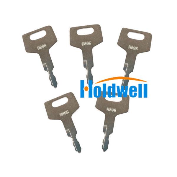 GOOFIT 6 Wire Iron Key Ignition for ATV /& Dirt Bike