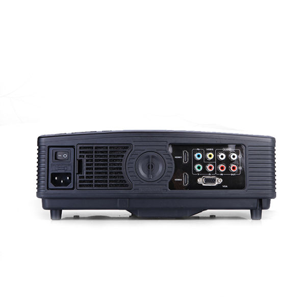 LED Projector Sv-328 Mobile Portable HD Video Multimedia 1080P High Brightness USB VGA LED Light Church Home Theater Projecteur Proyector LED