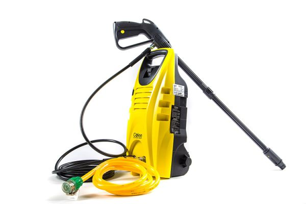 Colee XG-02A 1400W High Pressure Jet Washer (Yellow)