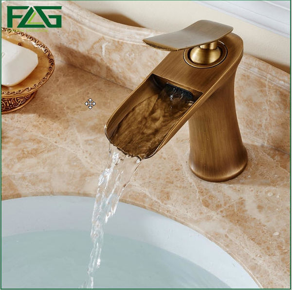 shop for flg multiple choices basin faucet waterfall. Black Bedroom Furniture Sets. Home Design Ideas