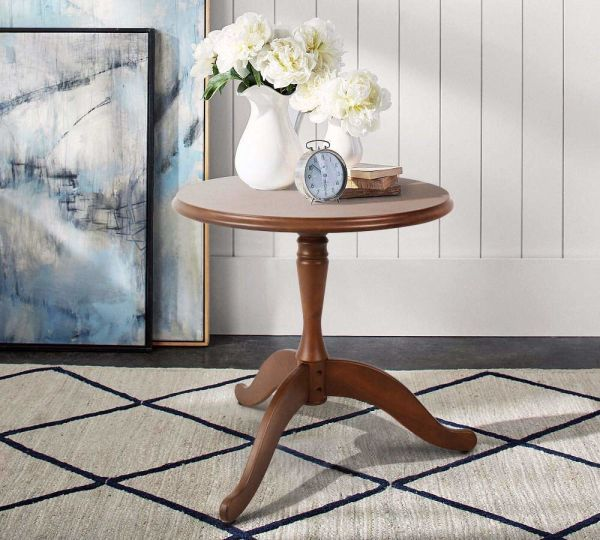 Shop For Round Coffee Table Contemporary Retro End Side Corner