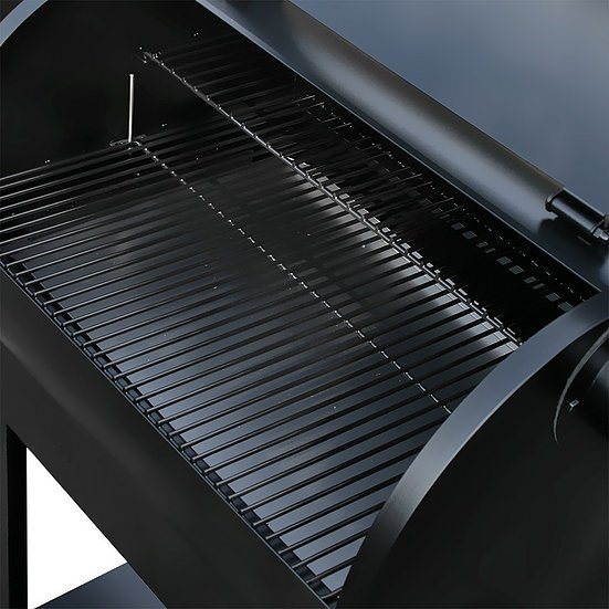 Z Grills 2018 New Model ZPG-7002E Wood Pellet Smoker, 8 in 1 BBQ Auto Temperature Controls, 694 sq inch Cooking Area
