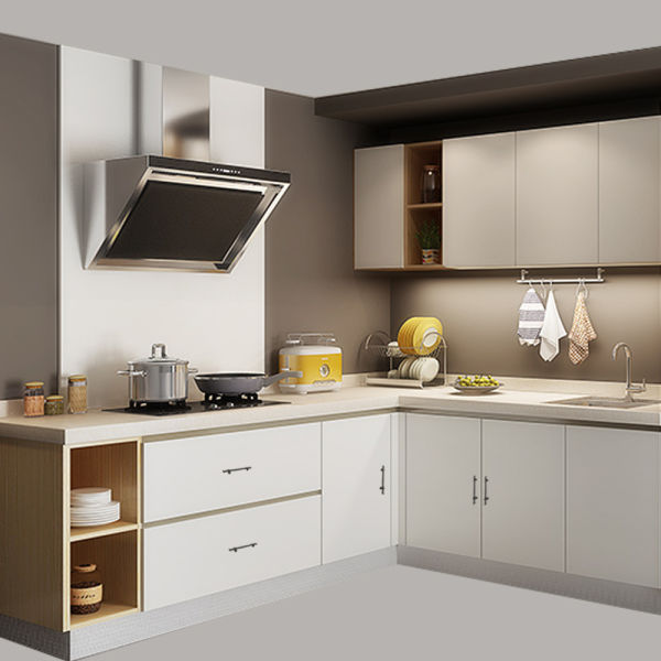 10 Pack T Bar Kitchen Cabinet Pulls Satin Silver - Cabinet Handles  3-3/4\