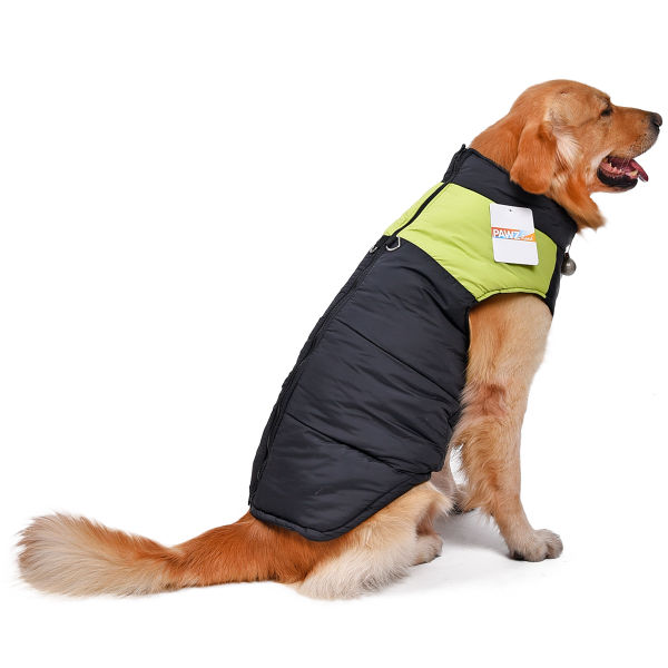 Shop For Pet Clothes Cold Weather Dog Vest For Large Dogs