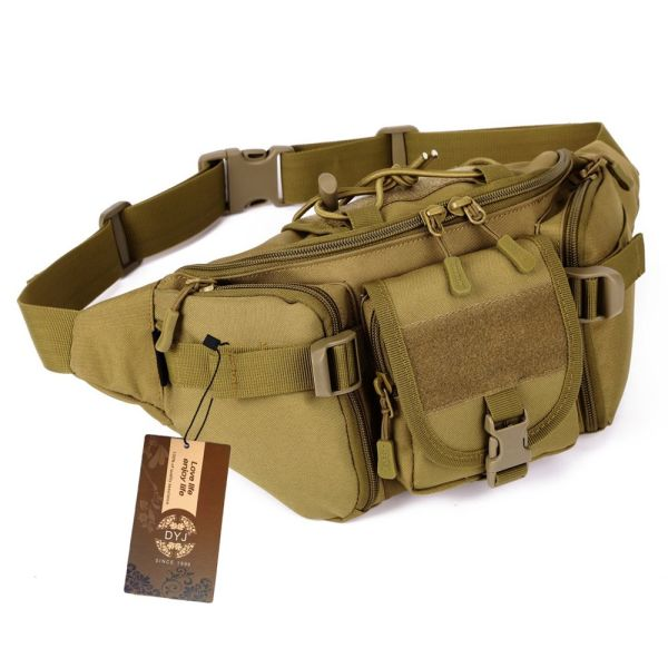 Man And Women Puzzle Sport Waist Bag Fanny Pack Adjustable For Hike