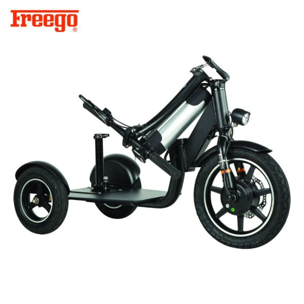 3 Wheel Self Balance Smart Speed Control Removable Battery Senior Electric Mobility Scooter