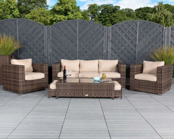 Outdoor Sectional Sofa No