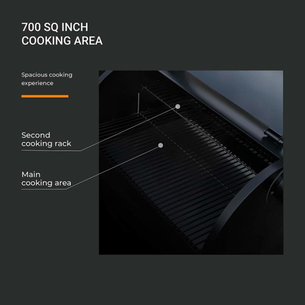 Shop For Z Grills Wood Pellet Grill 2018 New Model Zpg