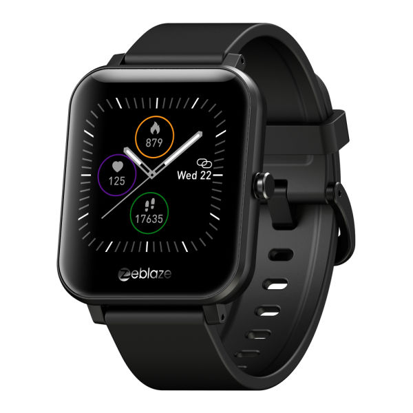 Zeblaze NEW Full circle touch Smart Watch IP67 Waterproof Sports Bluetooth 5.0 Heart Rate Blood Pressure Monitor Multifunction
