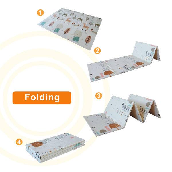 Shop For Baby Play Mat Folding Baby Care Xpe Playmat Foam