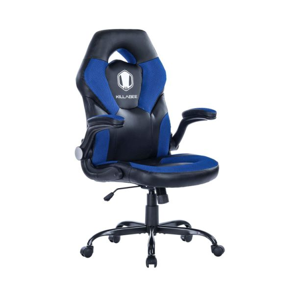 Shop For Von Racer Racing Style Gaming Chair Flip Up Arms