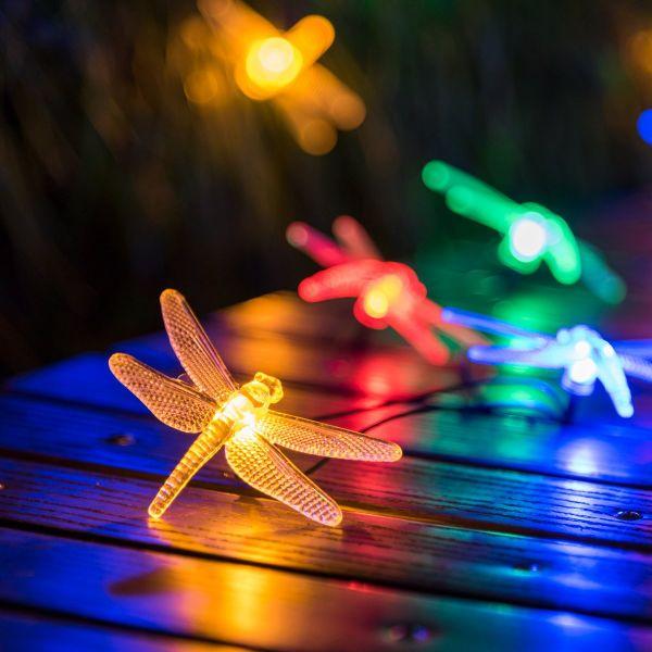 Reject Shop Christmas Solar Lights: Shop For 2 Packs Solar Strings Lights, GIGALUMI 20 Feet 30