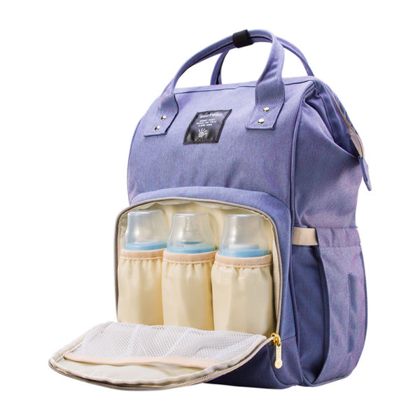 Sunveno Diaper Bags Fashion Mummy Maternity Nappy Bag Brand Large Capacity  Baby Bag Travel Backpack Designer 8536f1c897