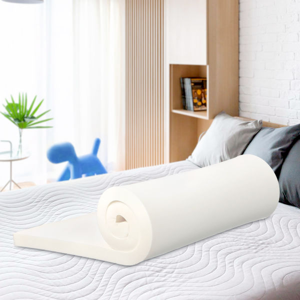 Shop For Eshine 2 Inch Memory Foam Mattress Topper Bed Mat Protector