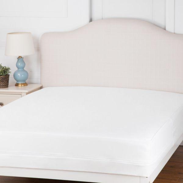 Bed Bug Mattress Cover.Mattress Encasement Twin Size Mattress Cover Bed Bug Mattress Protector Waterproof Zippered 1 Piece Package