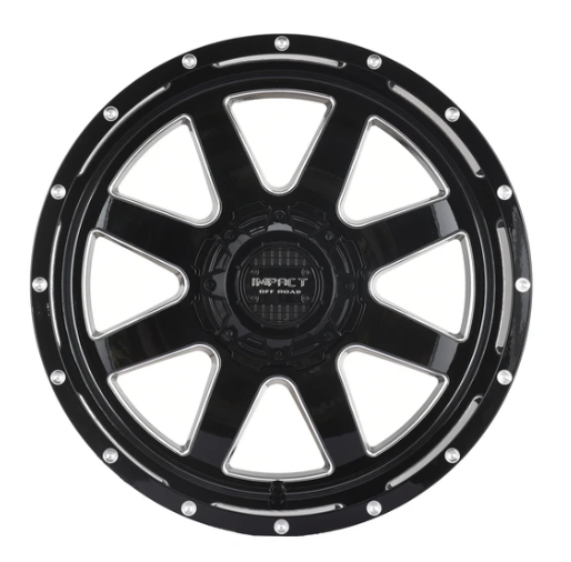 "OFF ROAD WHEEL OR04WH818GB6612 20X10"" GLOSS BLACK"