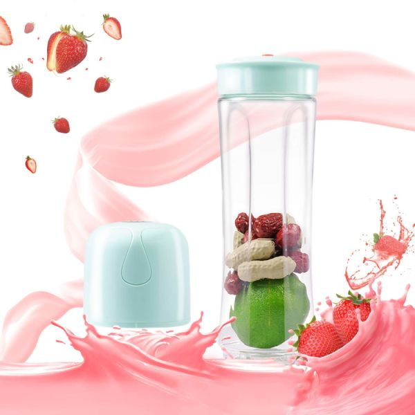 Home Water Cup USB Charging Vacuum Cup Fresh Fruit Milk Can Be Stored in Extended
