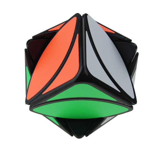 New Leaf Magic Cube Stickerless Brain TeaserTwist Speed Magic Cube Puzzle Toys For Kids