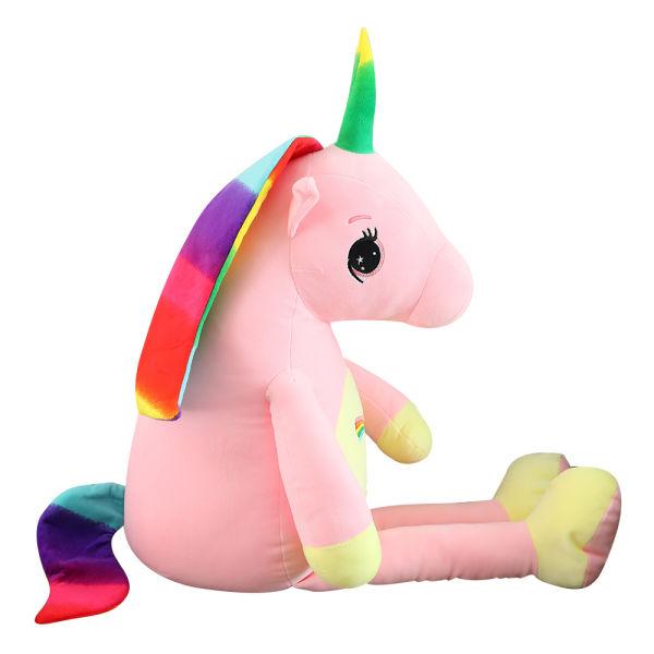 Shop For Large Big Size Soft Unicorn Plush Toy Stuffed Animal Toy