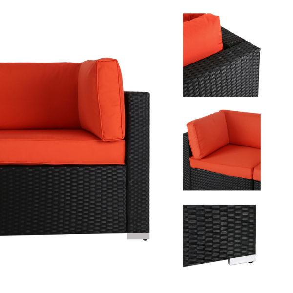 Shop For Kinbor 2pcs Outdoor Patio Furniture Sectional Pe