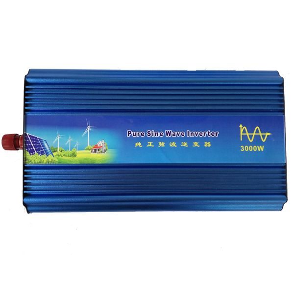 Holdwell DC 12V to AC 110V AC100-120V Power Pure Sine Wave Inverter 3000W