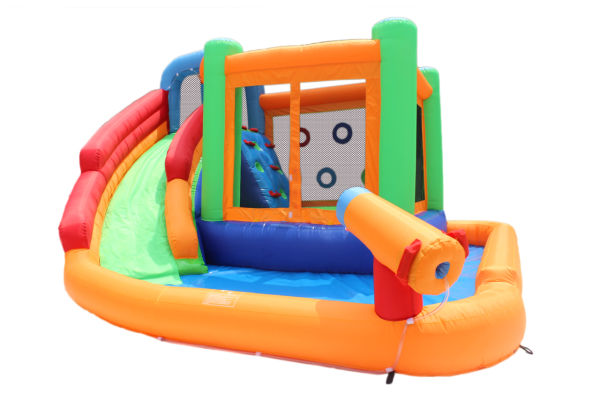 Shop For Bestparty Inflatable Spin Combo Jumper Bounce