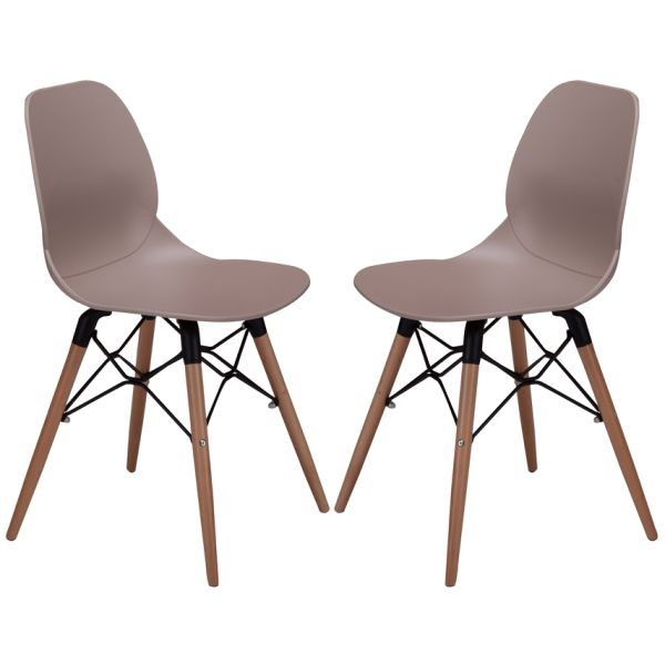 Shop For Mid Century Modern Dining Room Chairs Eames Style Dsw
