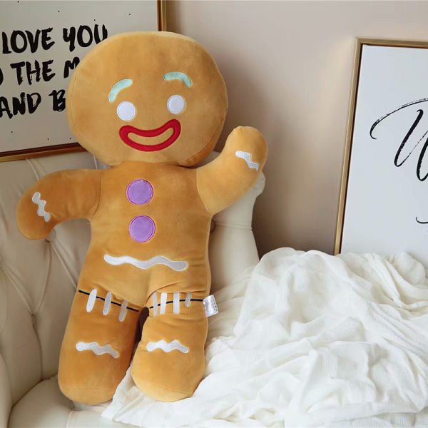 Shop For Cute Plush Gingerbread Man Plush Toy Stuffed Gingerbread