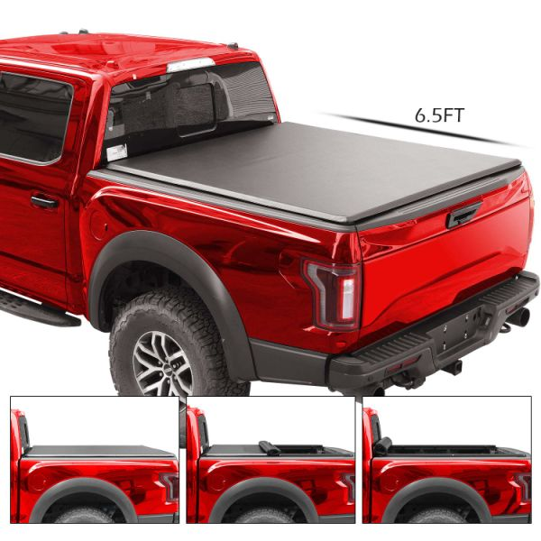 Shop For Roll Up Truck Bed Tonneau Cover Fits Chevy Silverado Gmc